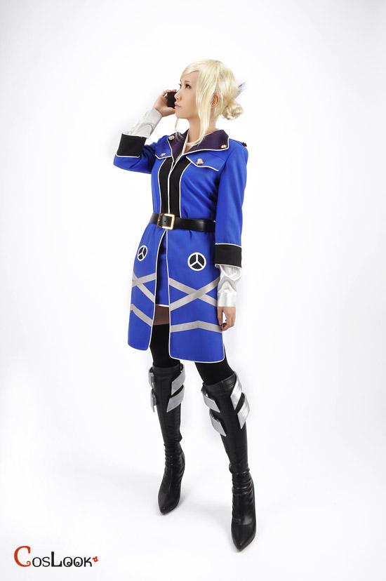 【coslook】アニメ k ◆淡岛世理风◆コスプレ衣装